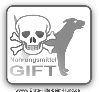 erste hilfe beim hund giftige lebensmittel. Black Bedroom Furniture Sets. Home Design Ideas